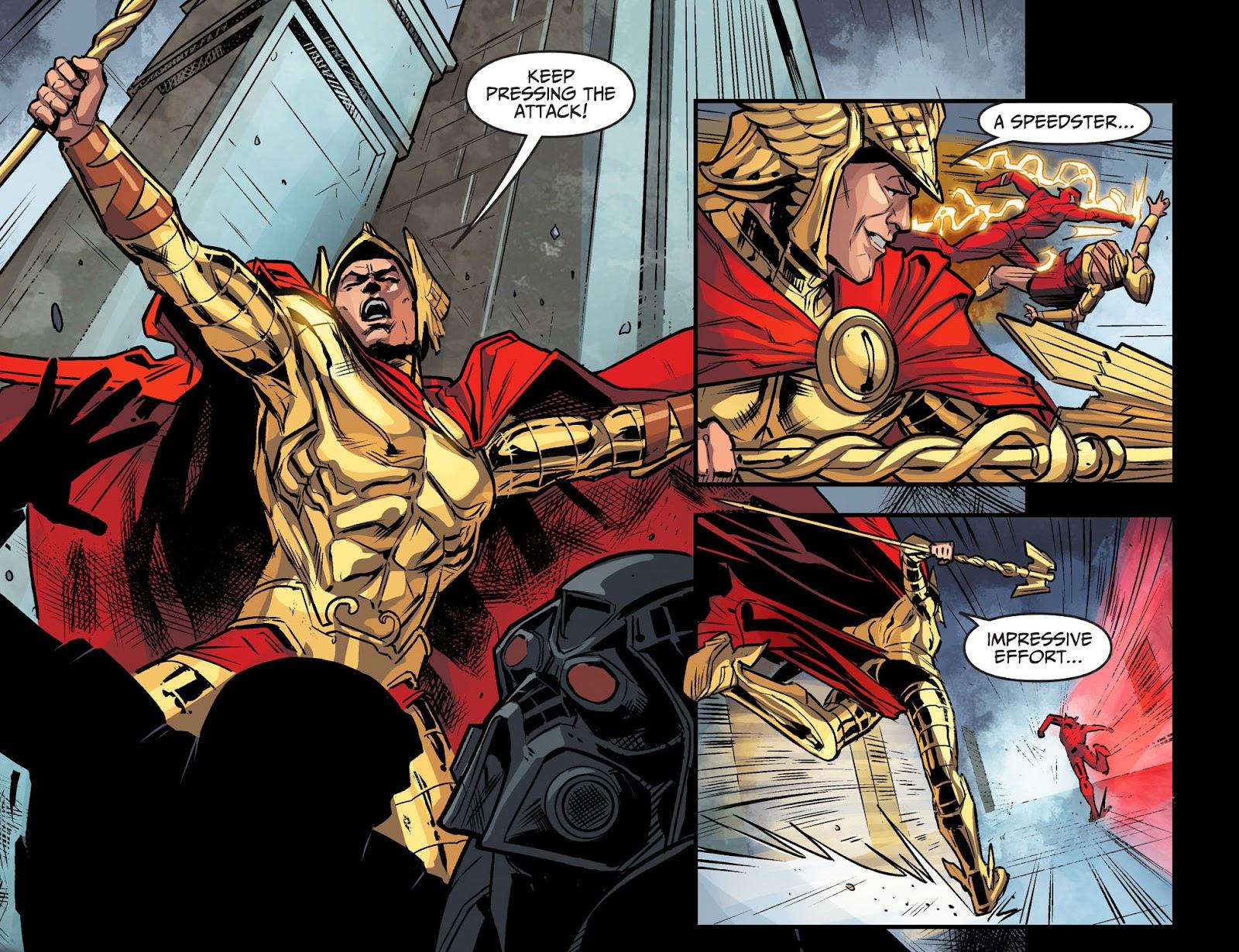 Injustice: Gods Among Us Year Four Issue #10 #11 - English 18