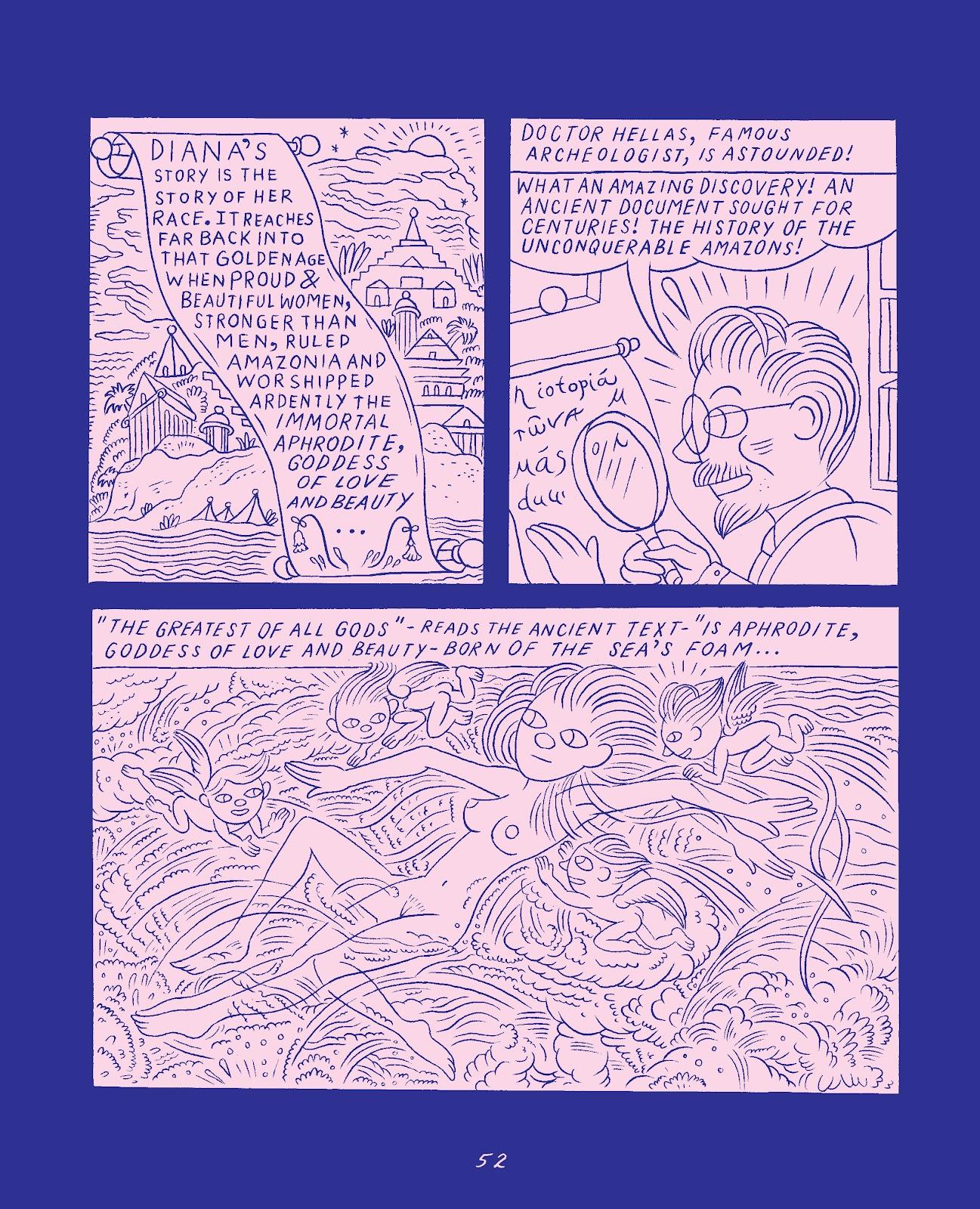 What Parsifal Saw TPB #1 - English 56