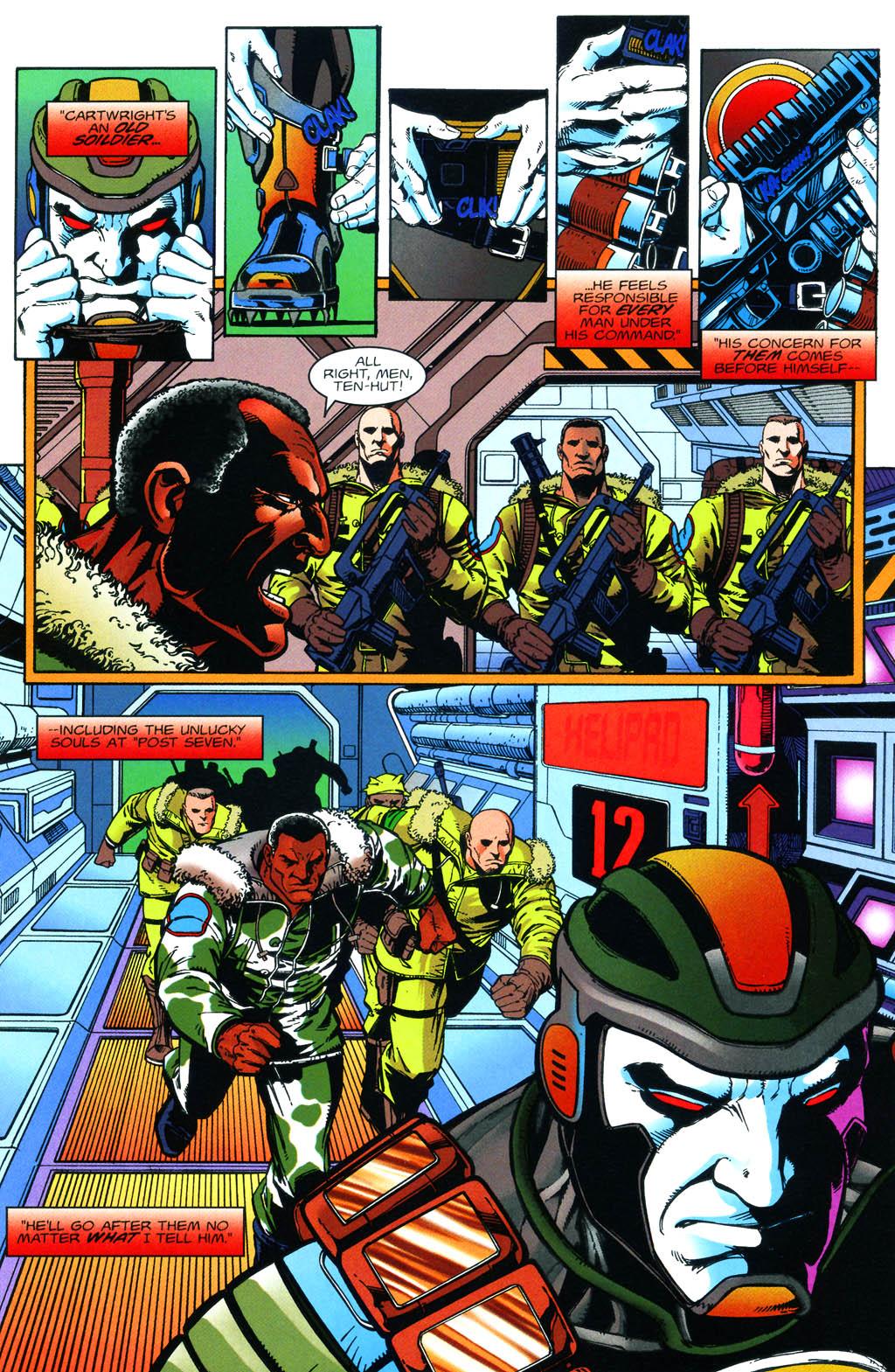 Read online Bloodshot (1993) comic -  Issue #50 - 6