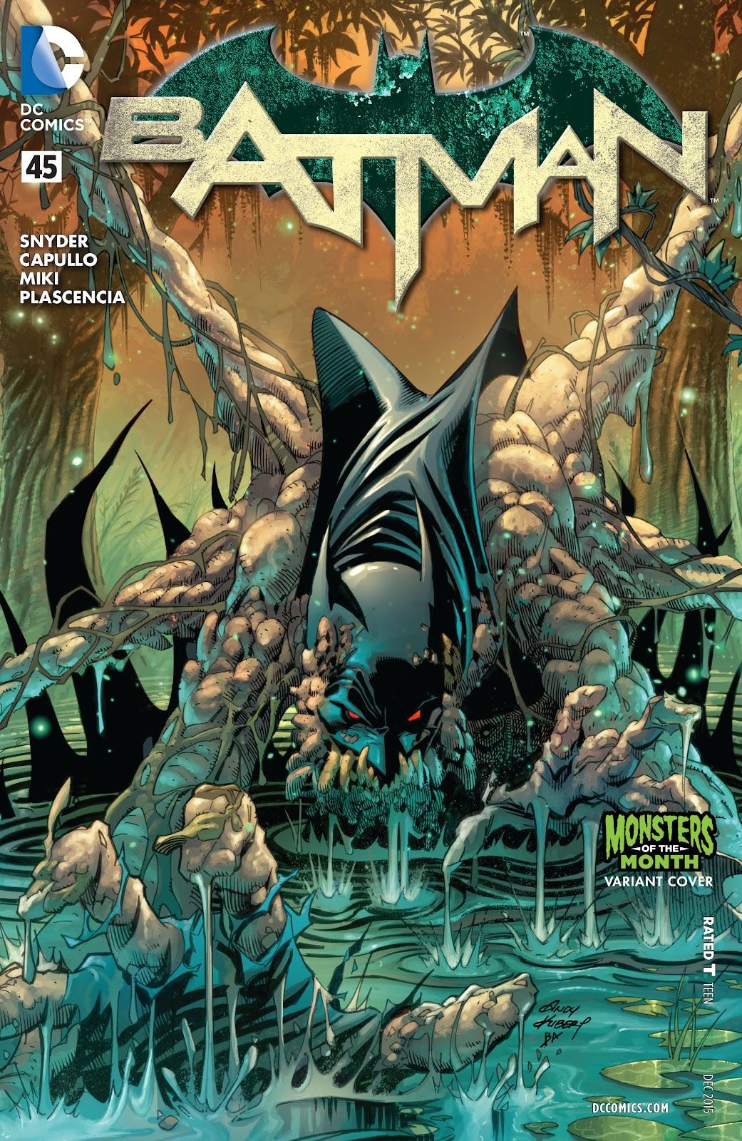 Batman (2011) Issue #45 #64 - English 3
