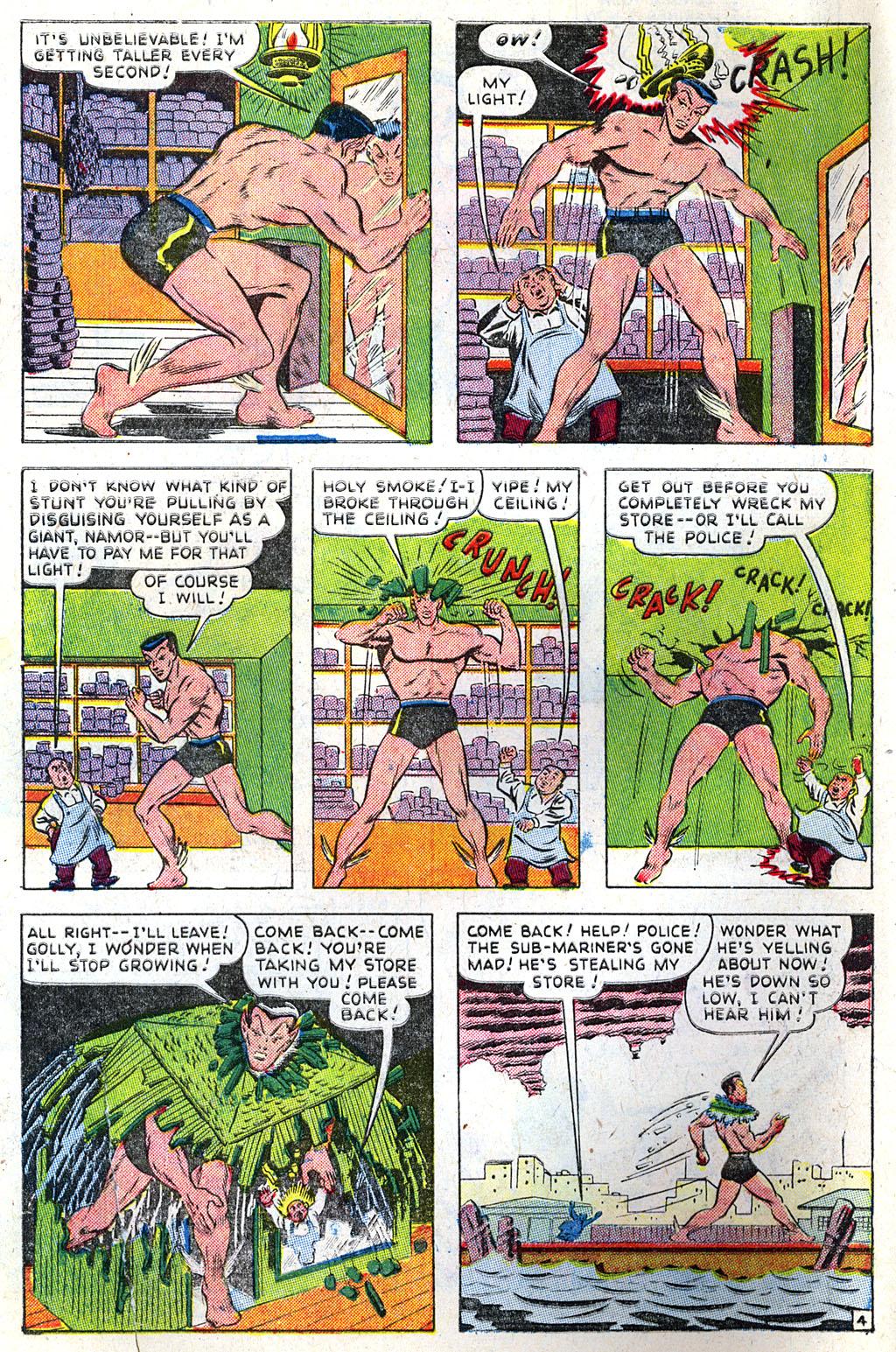 Sub-Mariner Comics #31 #31 - English 5