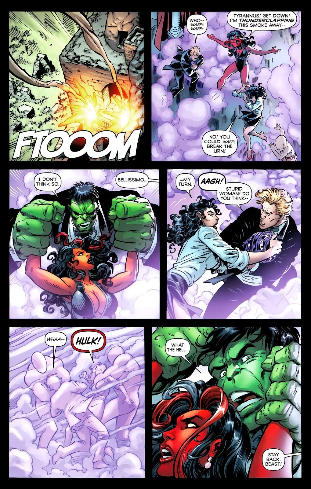 Incredible Hulks (2010) Issue #627 #17 - English 21