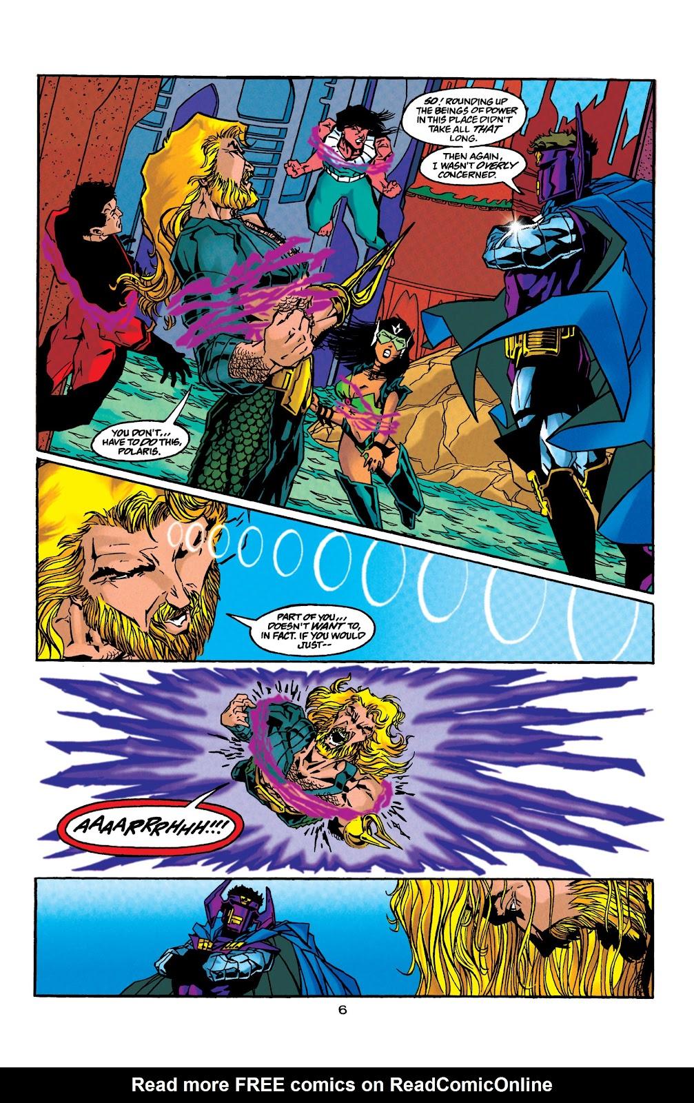 Aquaman (1994) Issue #41 #47 - English 7