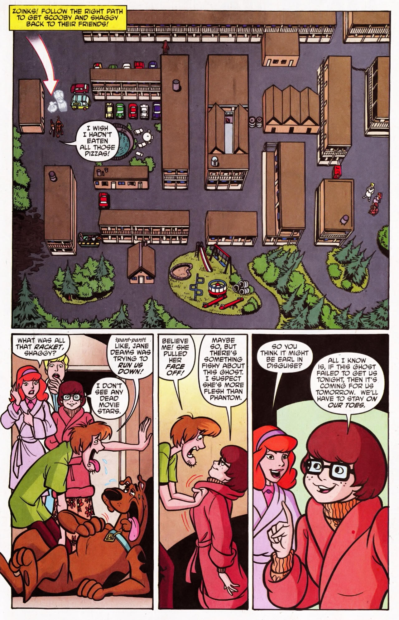Read online Scooby-Doo (1997) comic -  Issue #134 - 15
