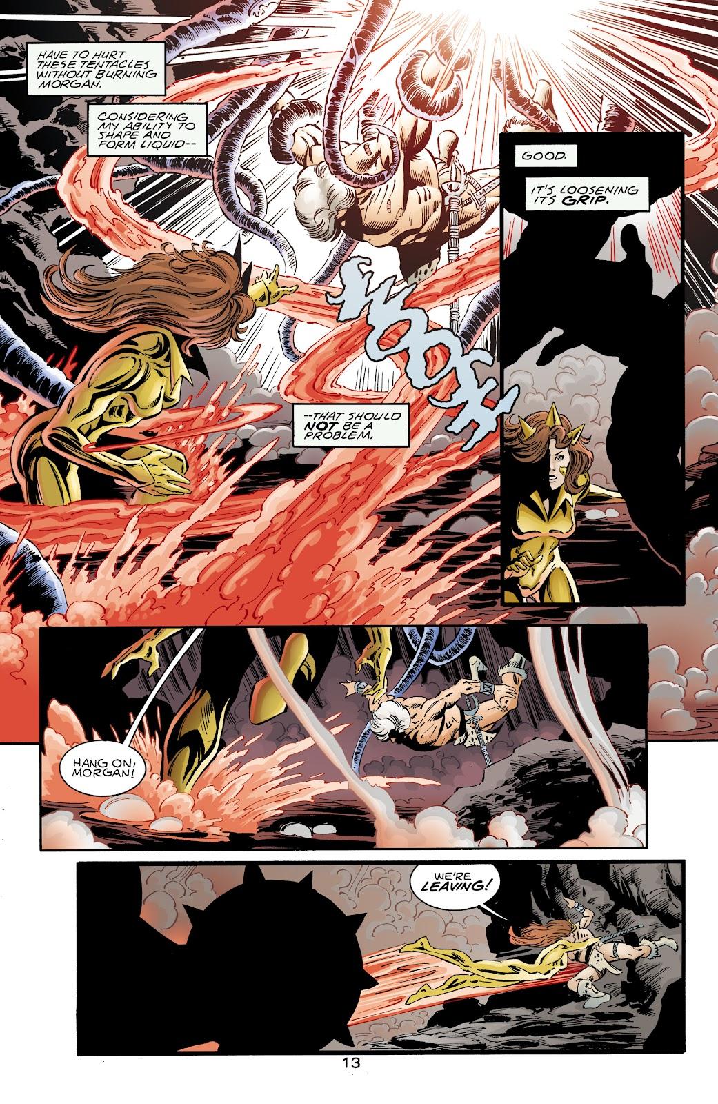 Aquaman (1994) Issue #73 #79 - English 13