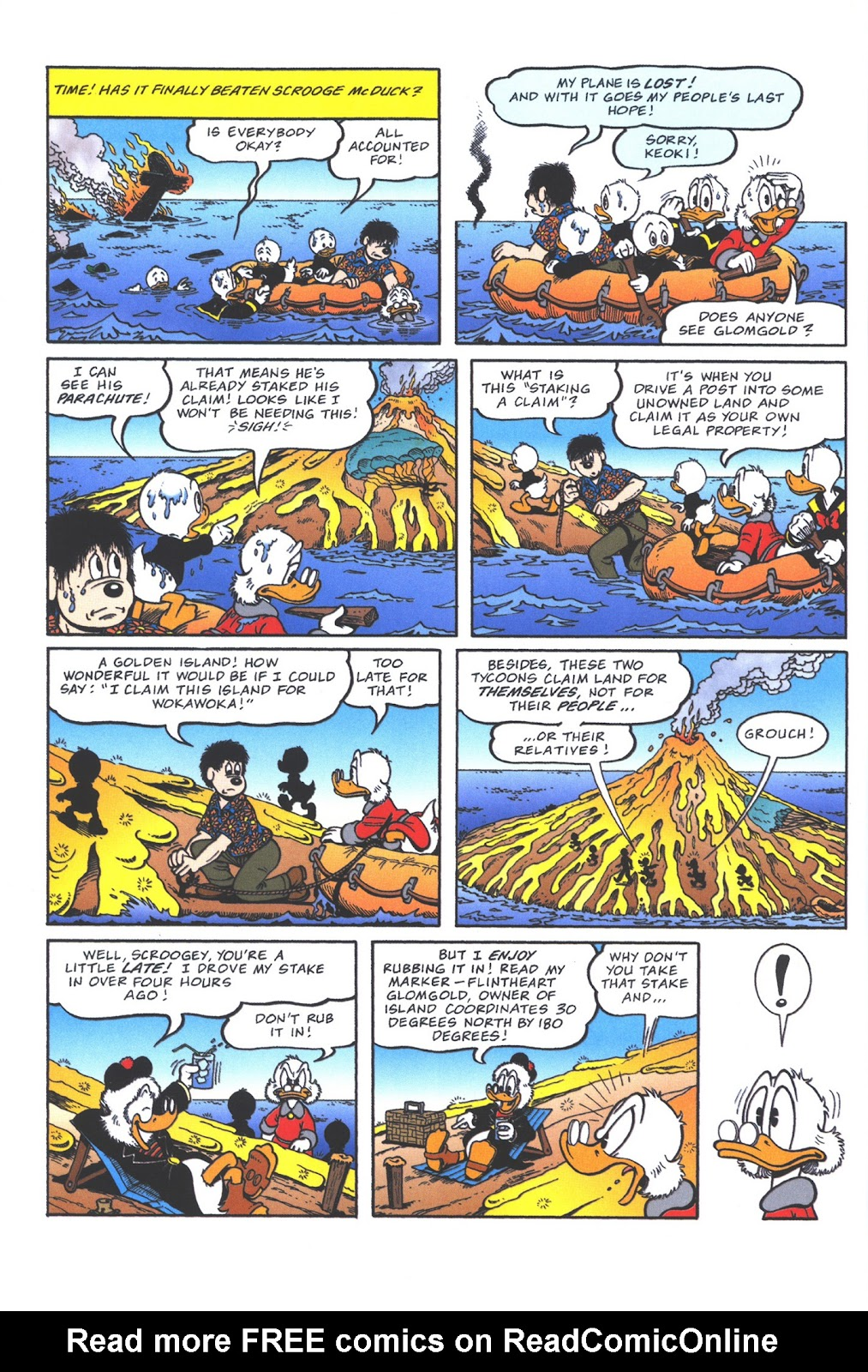 Uncle Scrooge (1953) Issue #380 #380 - English 14