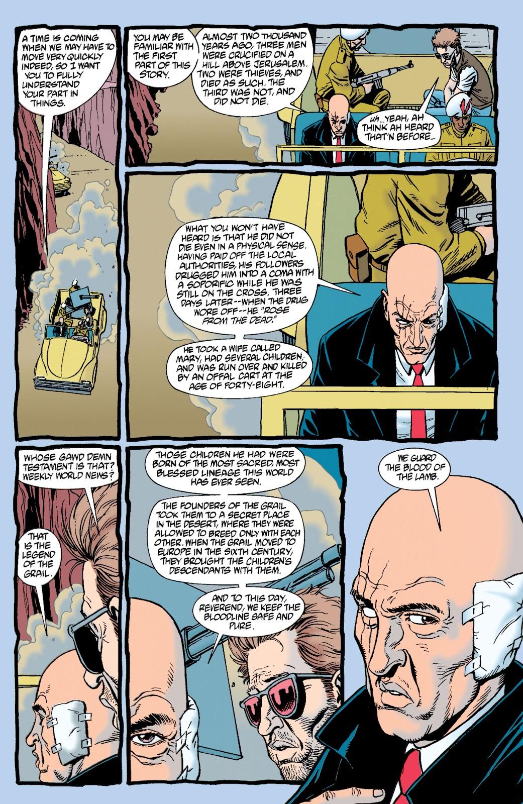 Preacher Issue #17 #26 - English 6