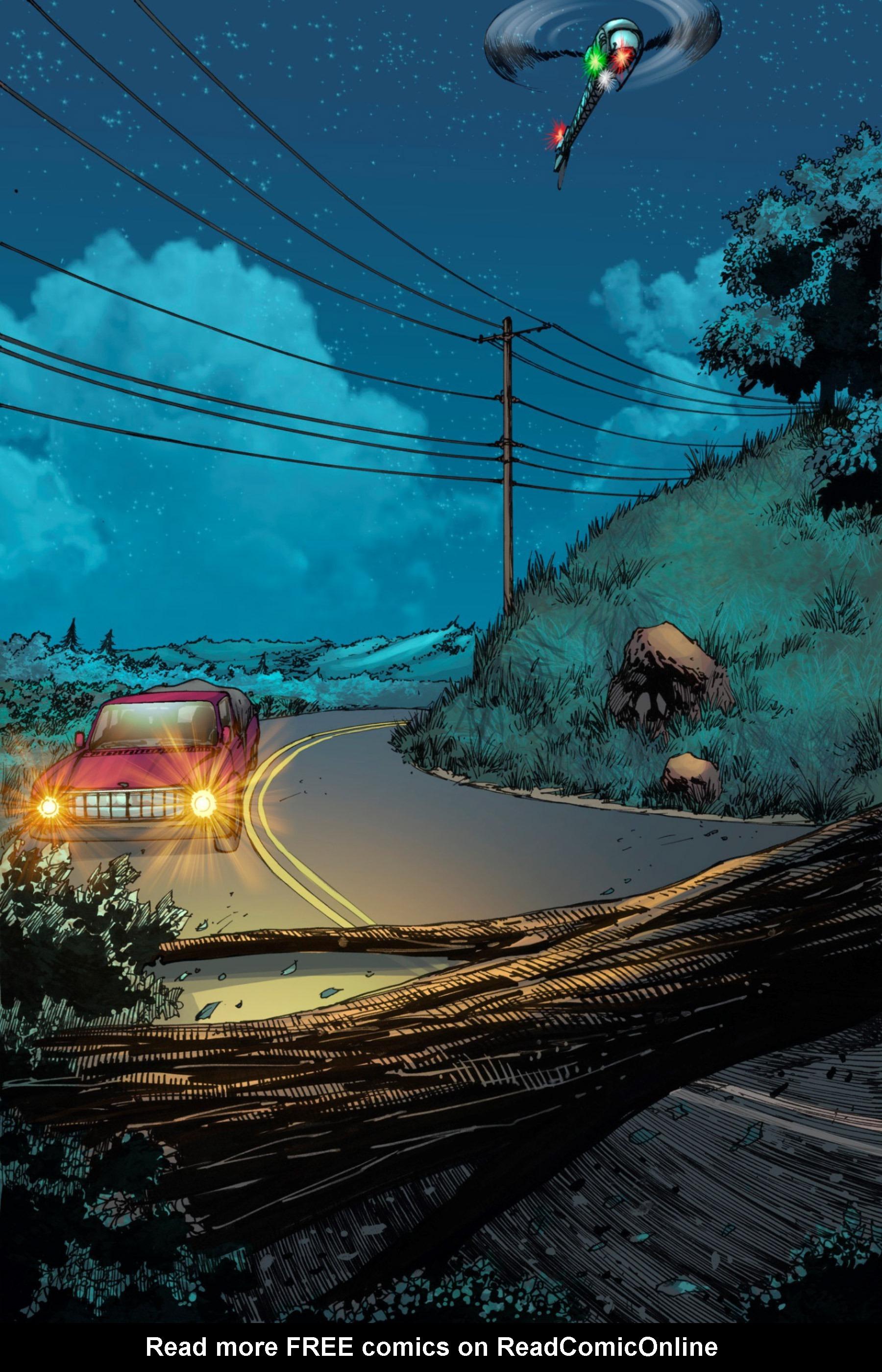 Read online Z-Men comic -  Issue #3 - 8
