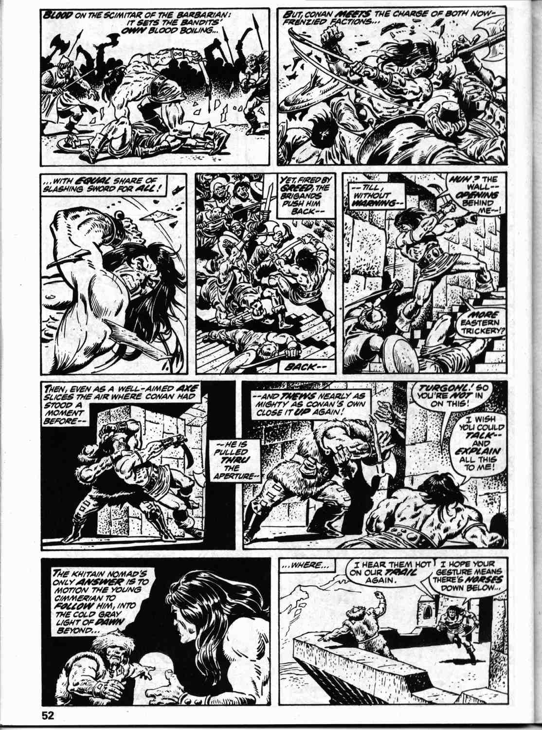 The Savage Sword Of Conan Issue #59 #60 - English 59