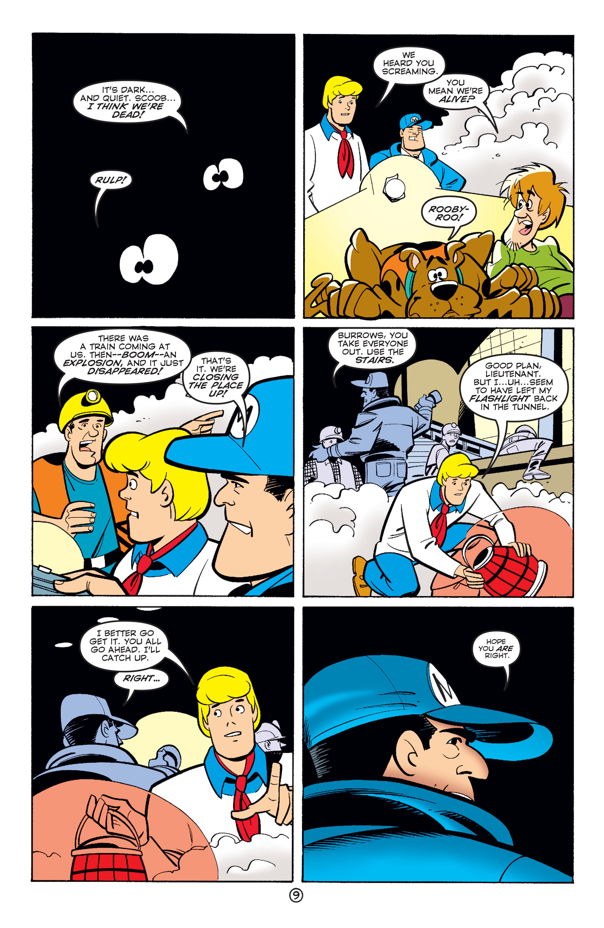 Read online Scooby-Doo (1997) comic -  Issue #55 - 10