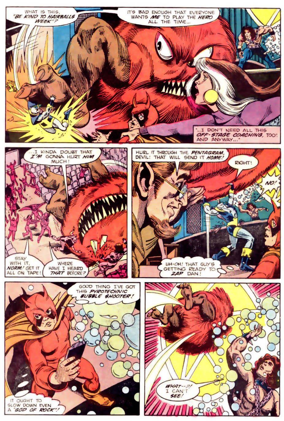 Blue Devil 20 Page 19