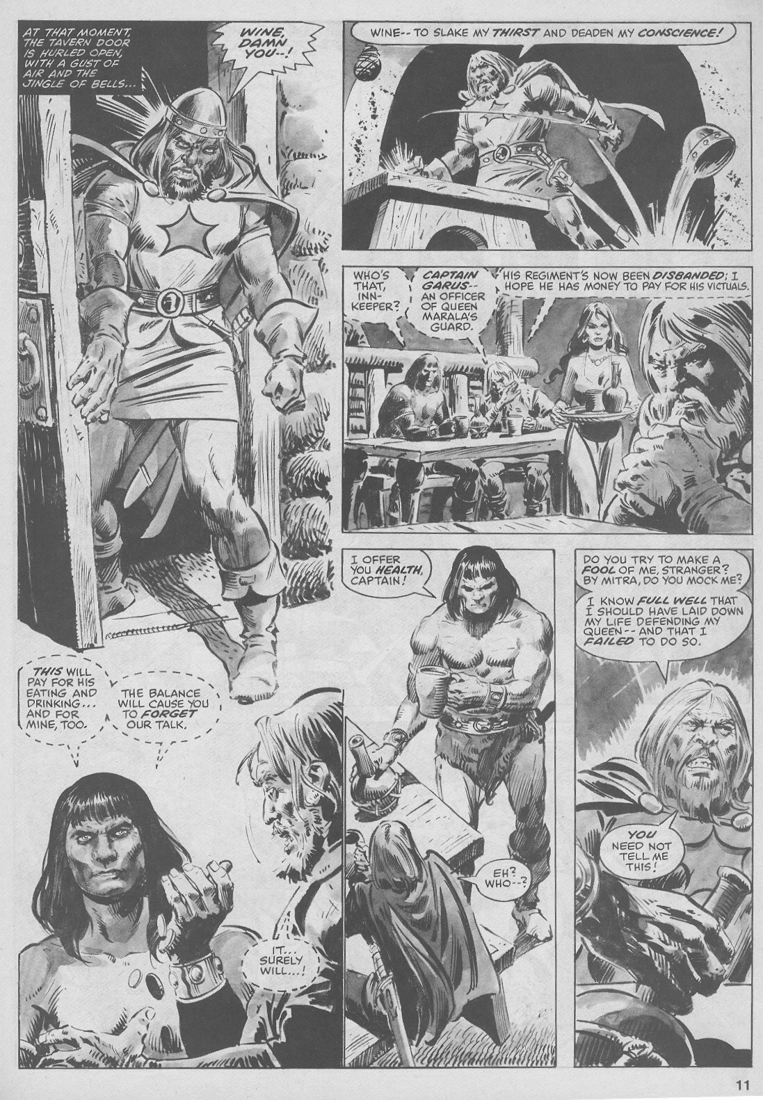 The Savage Sword Of Conan Issue #44 #45 - English 11