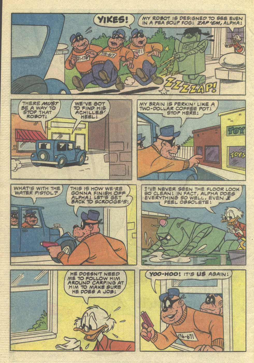 Uncle Scrooge (1953) Issue #178 #178 - English 32