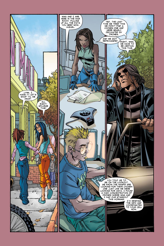 Read online Amazing Fantasy (2004) comic -  Issue #6 - 8