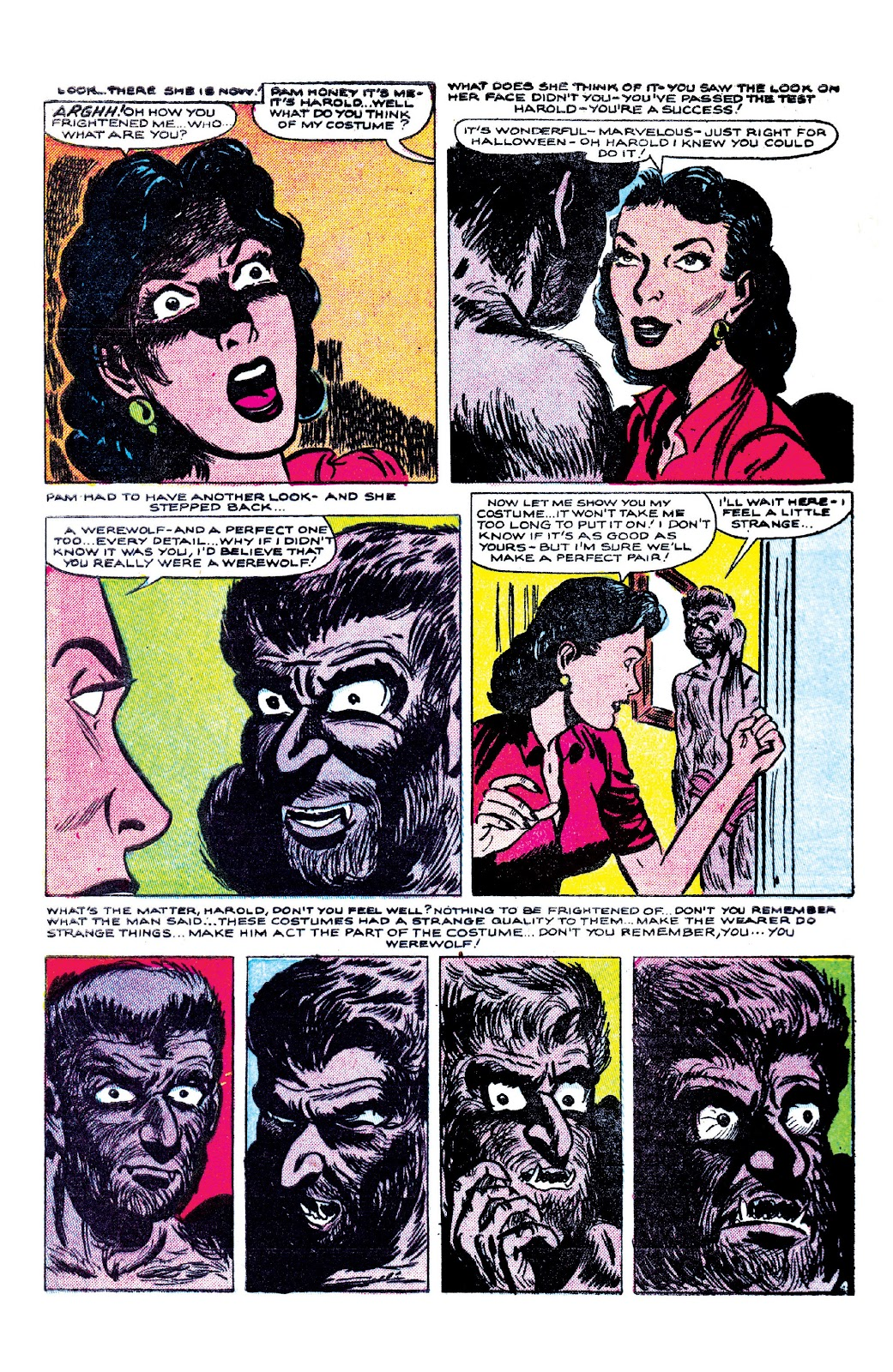 Haunted Horror Issue #19 #19 - English 24