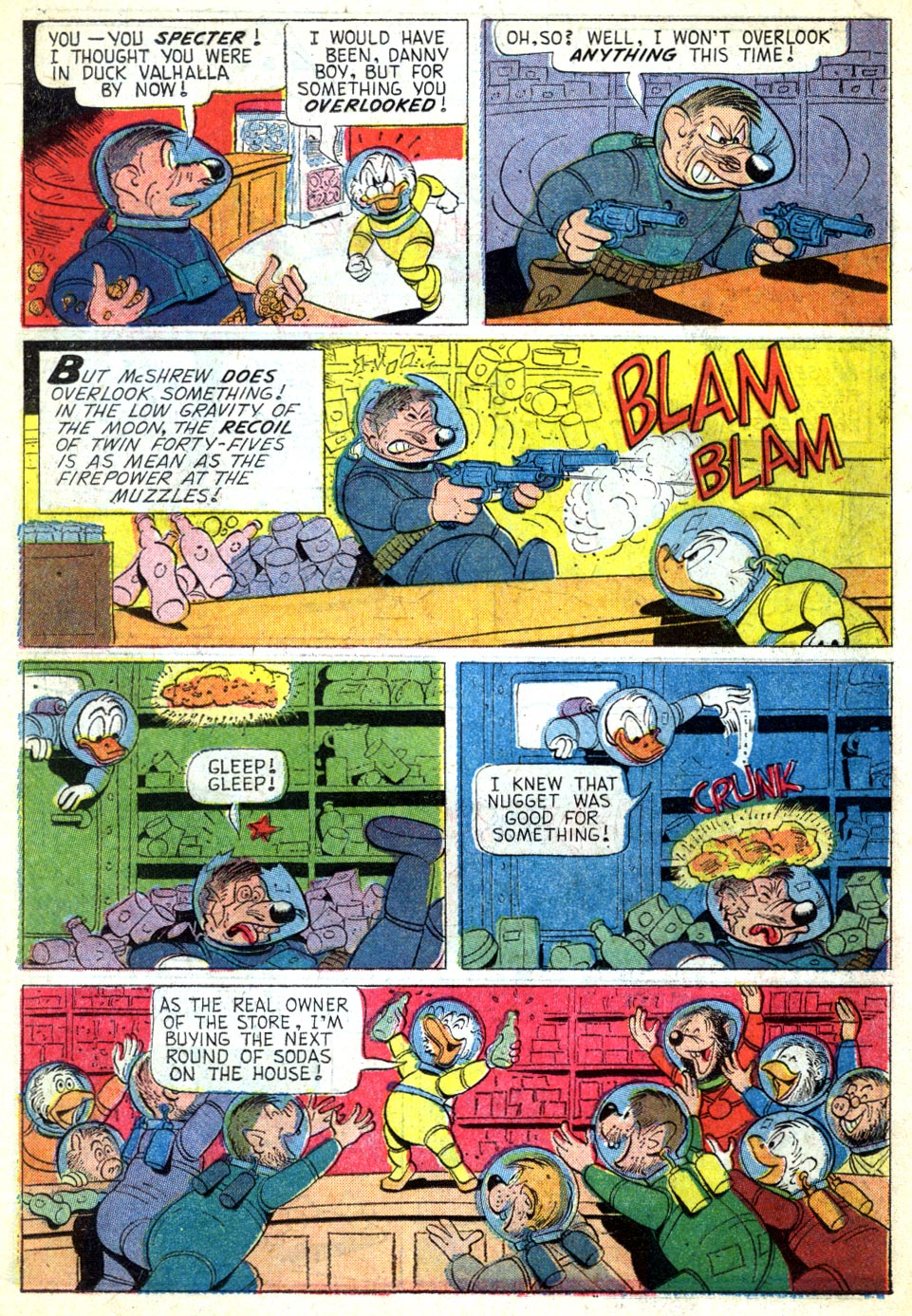 Uncle Scrooge (1953) Issue #49 #49 - English 17
