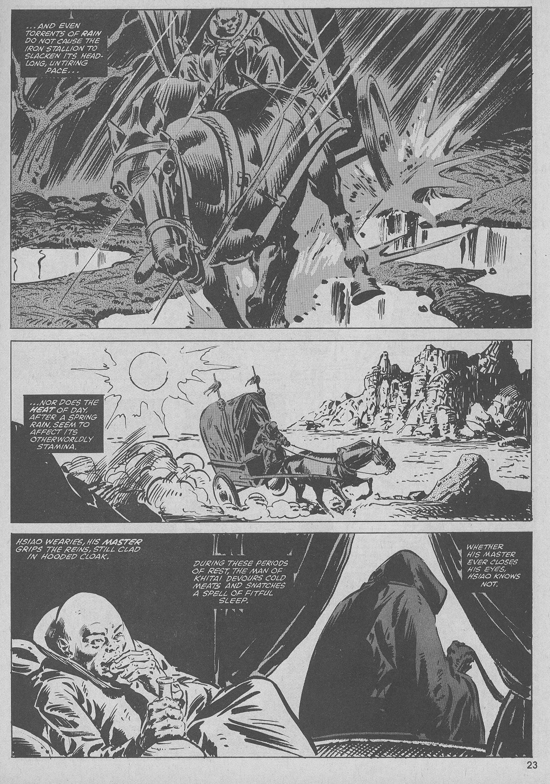 The Savage Sword Of Conan Issue #51 #52 - English 23