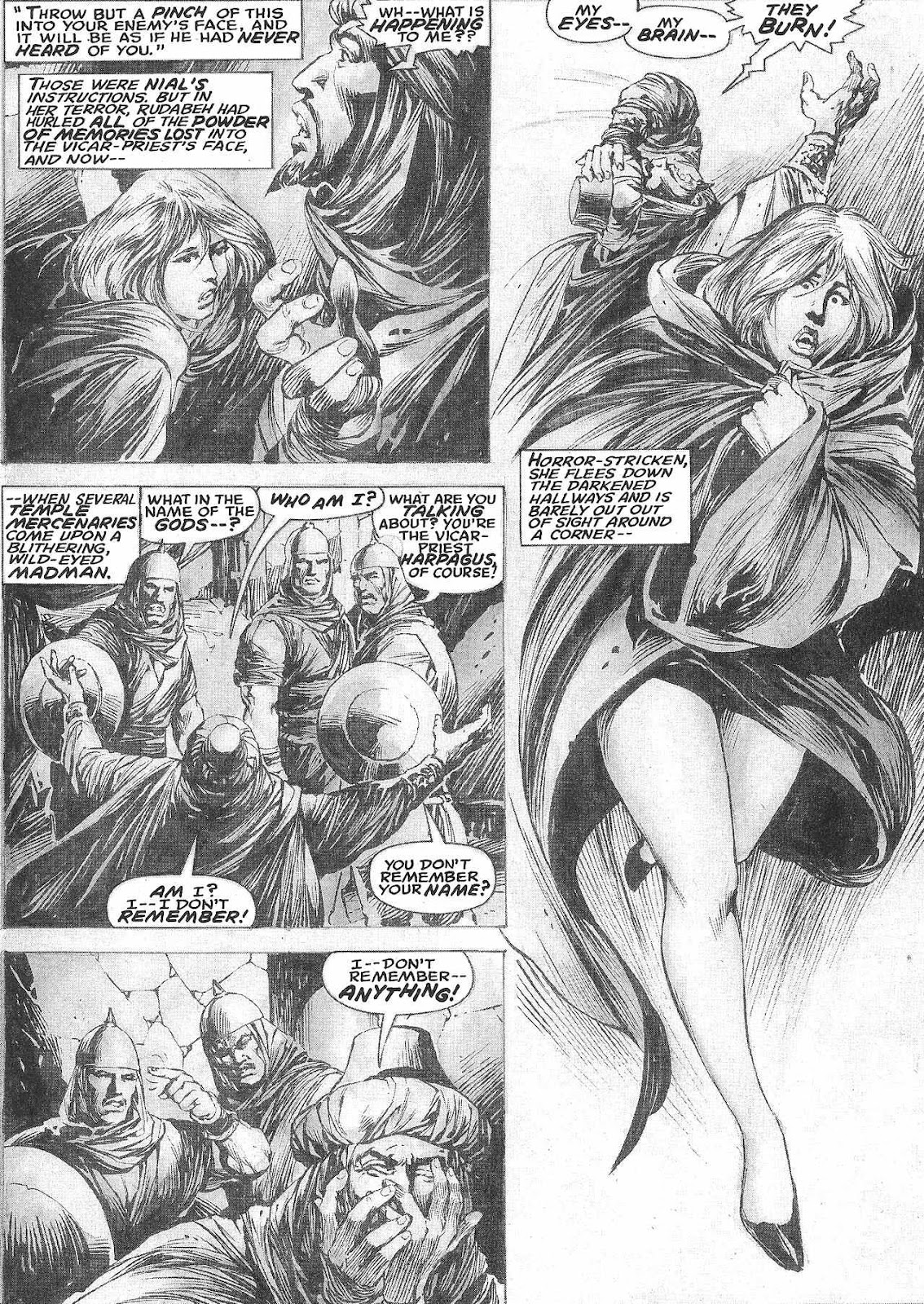 The Savage Sword Of Conan Issue #209 #210 - English 23