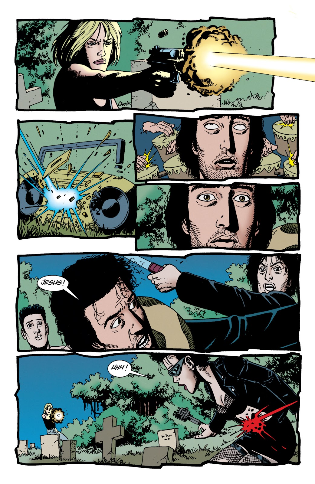 Preacher Issue #33 #42 - English 9