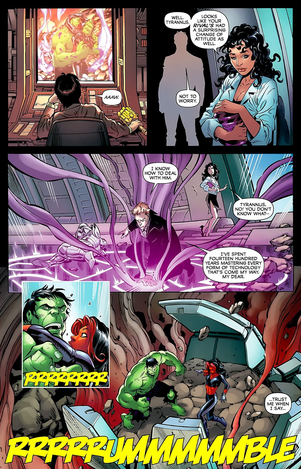 Incredible Hulks (2010) Issue #628 #18 - English 21