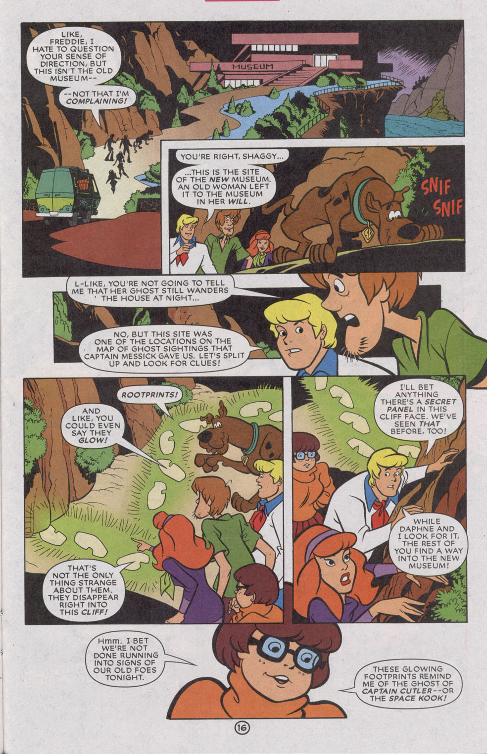 Read online Scooby-Doo (1997) comic -  Issue #74 - 25