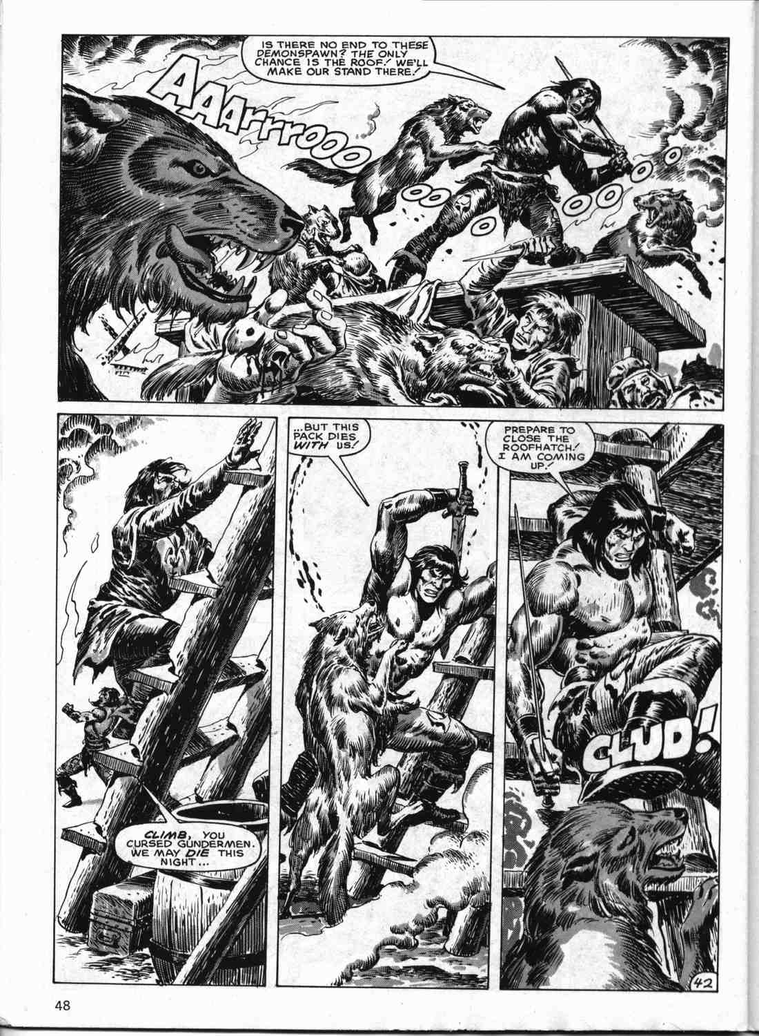 The Savage Sword Of Conan Issue #133 #134 - English 47