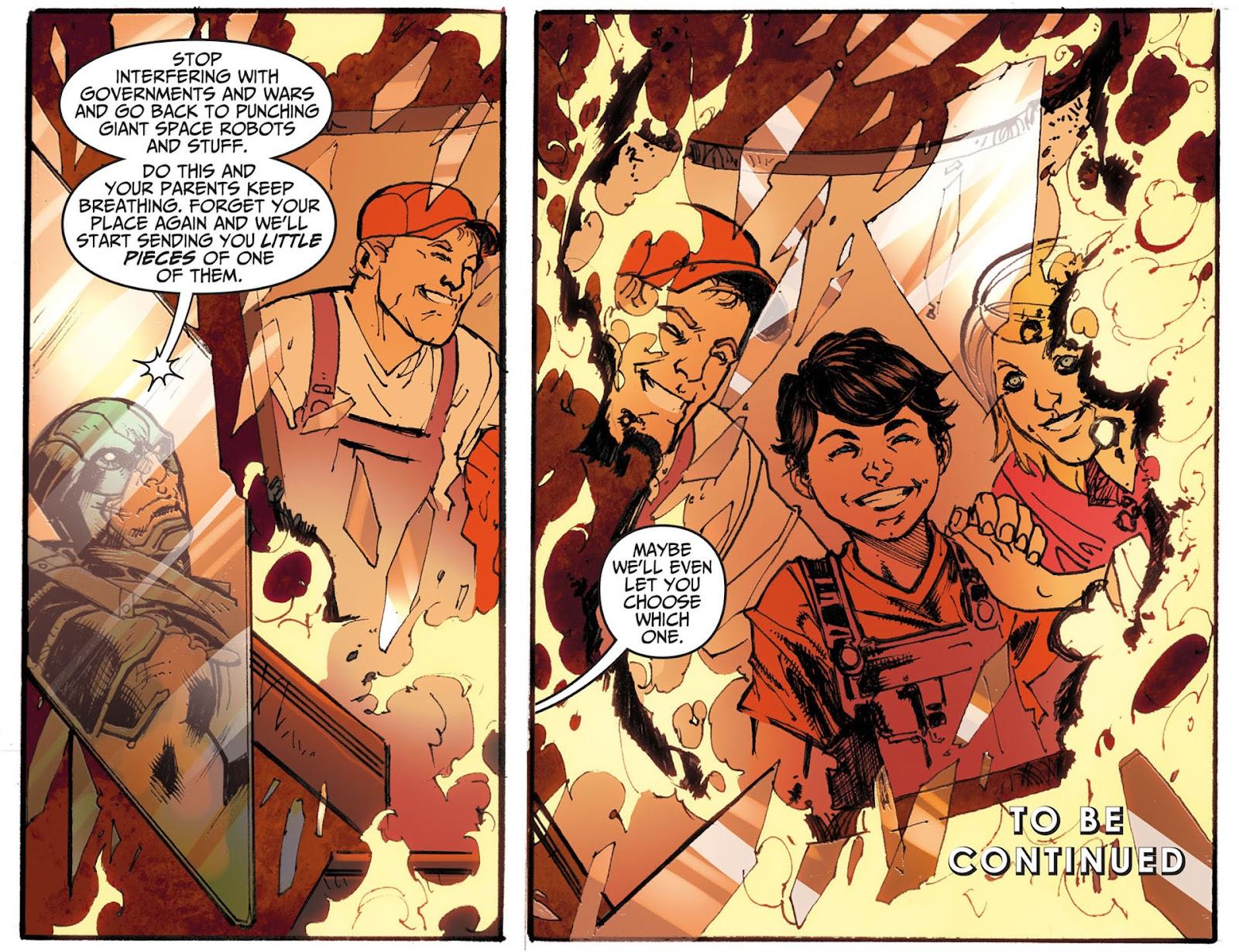 Injustice: Gods Among Us [I] Issue #7 #8 - English 22