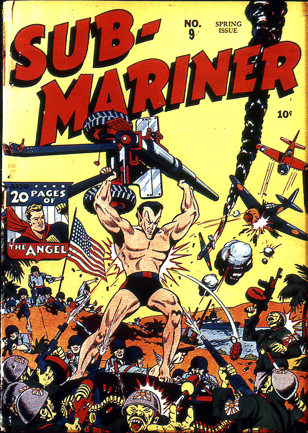 Sub-Mariner Comics Issue #9 #9 - English 2