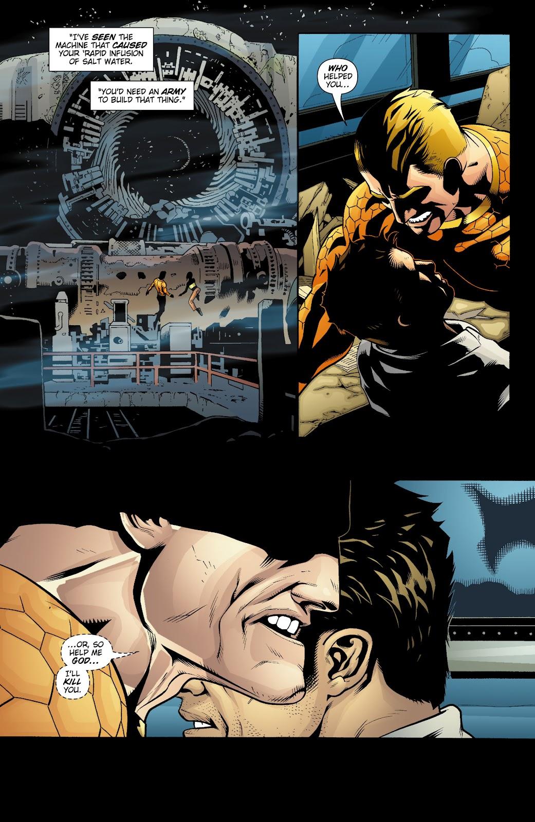 Aquaman (2003) Issue #19 #19 - English 17