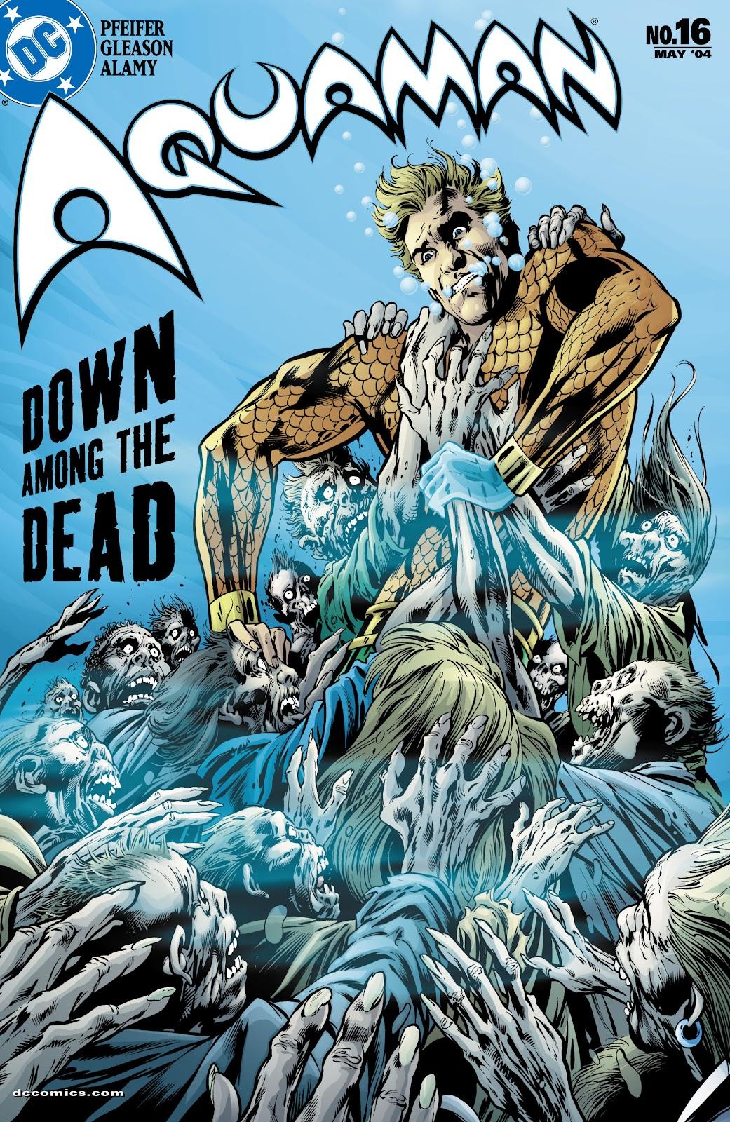 Aquaman (2003) Issue #16 #16 - English 1