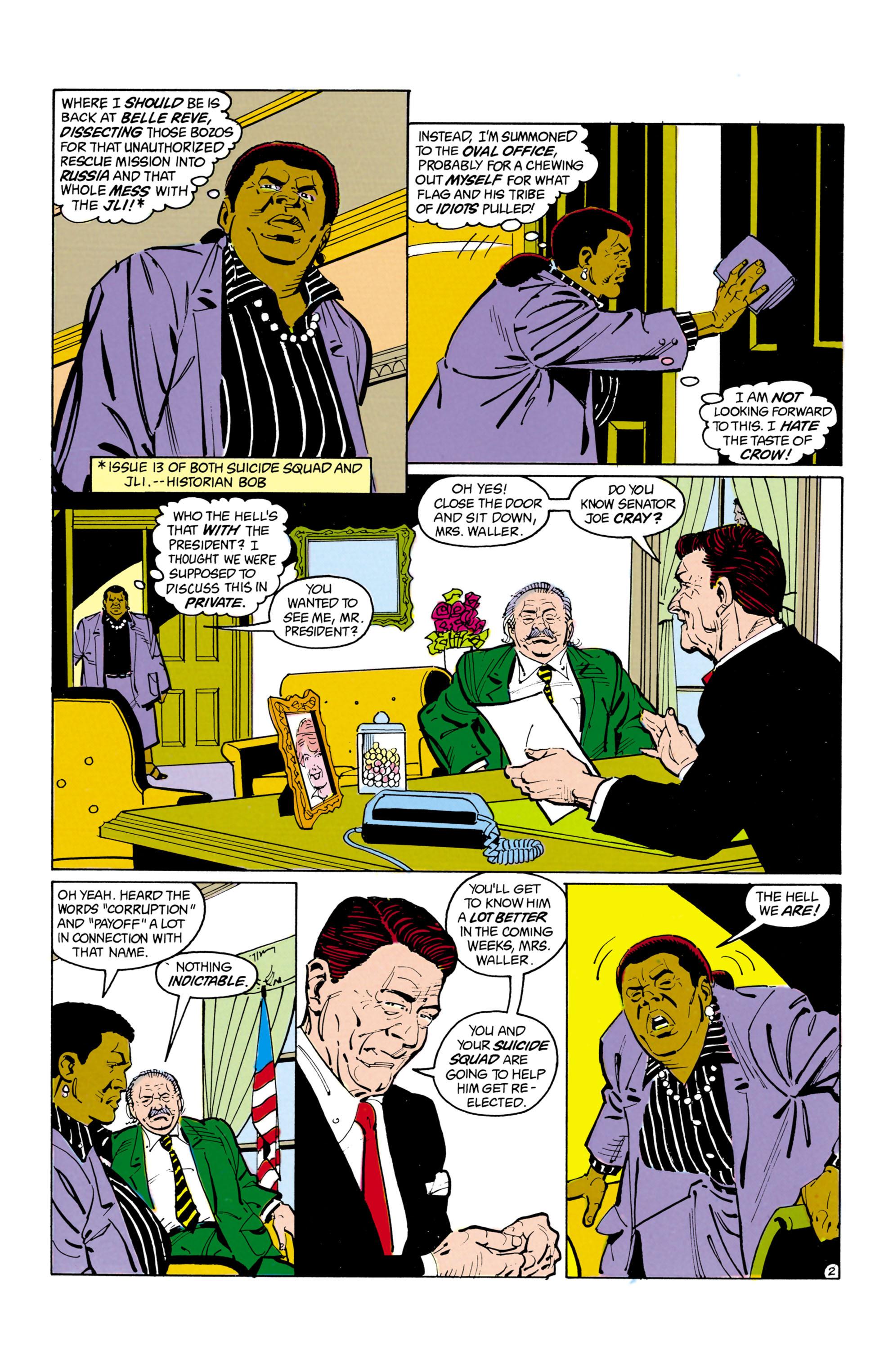Suicide Squad (1987) 14 Page 2