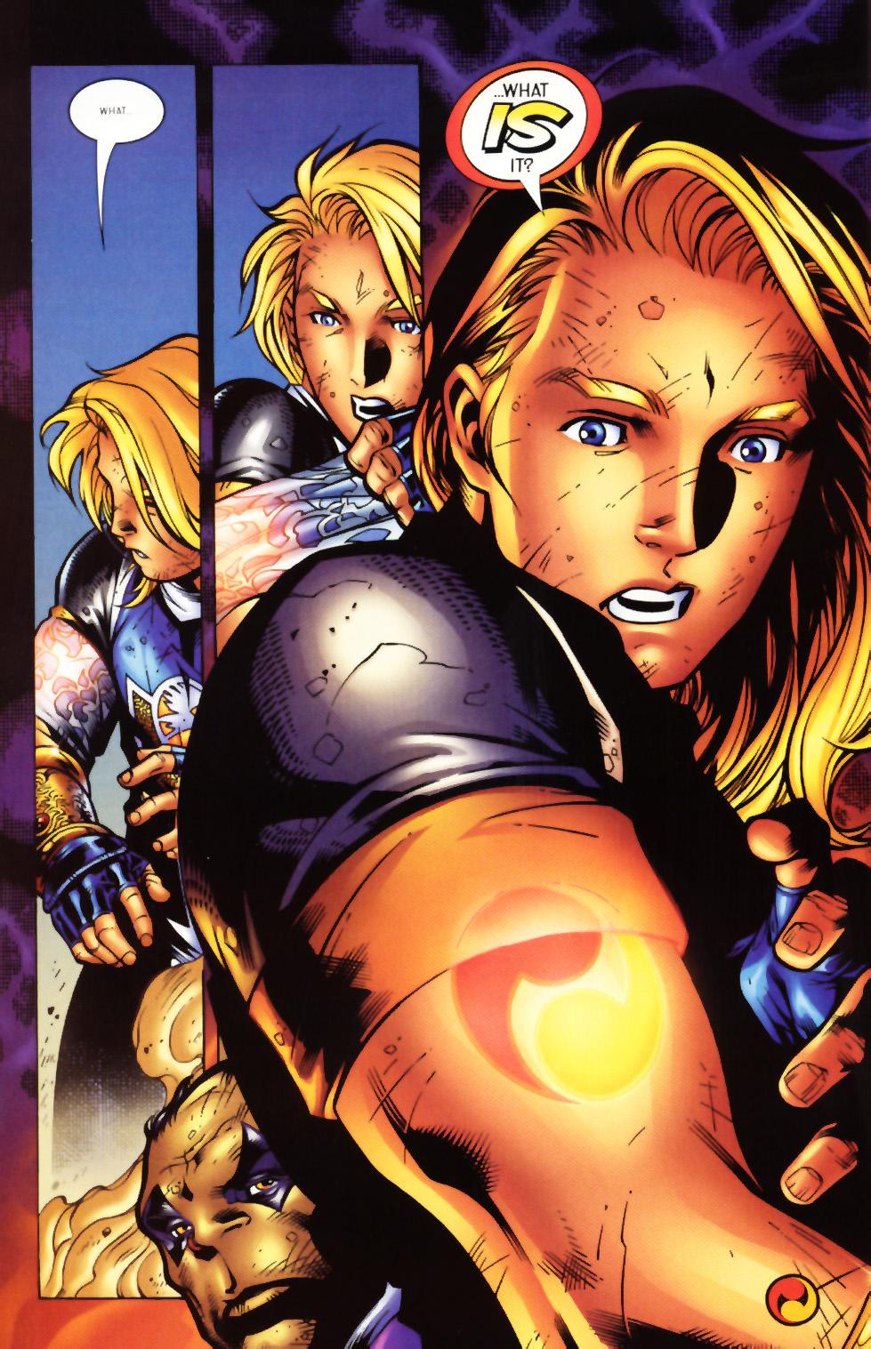Read online Scion comic -  Issue #1 - 25