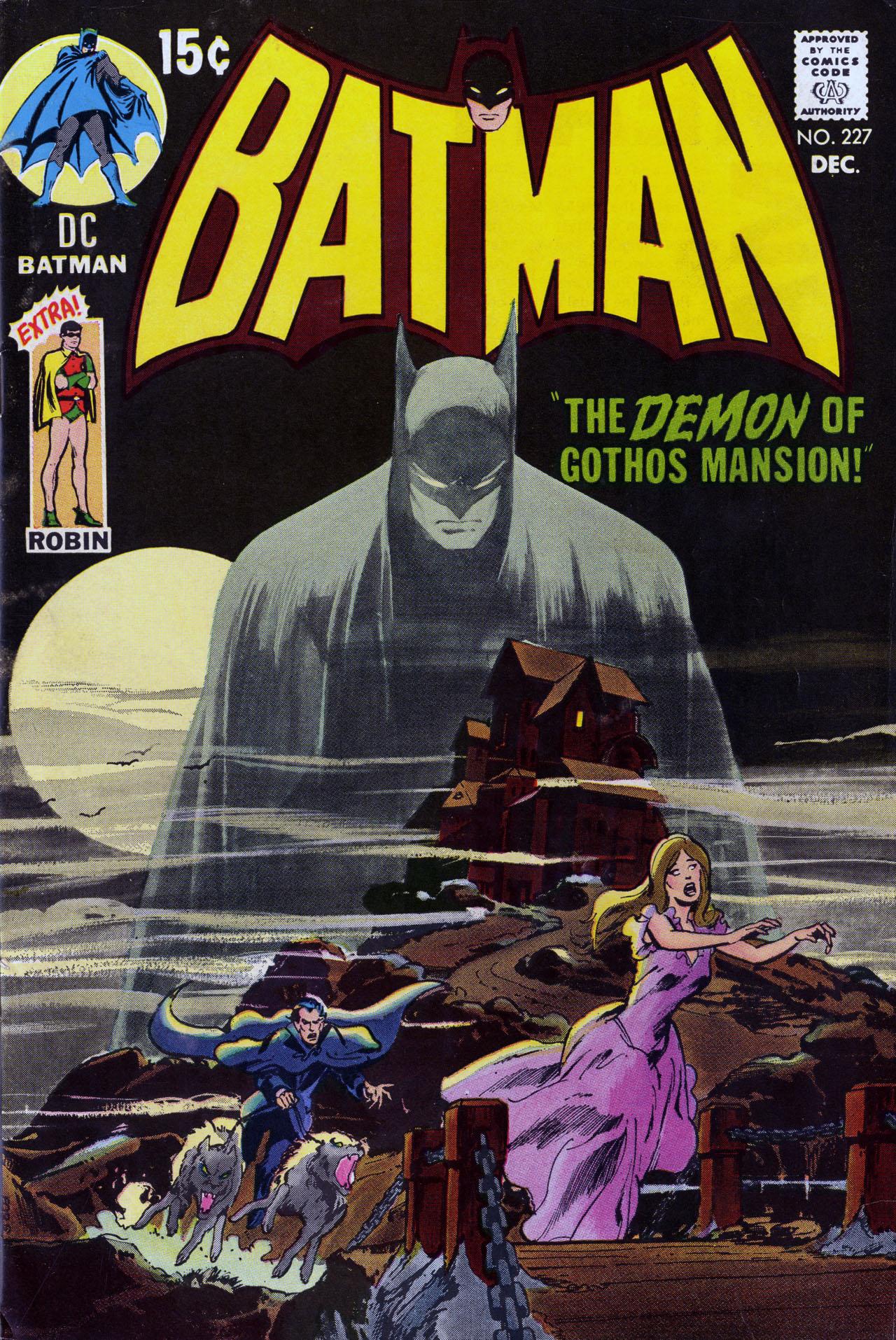 Batman (1940) 227 Page 1