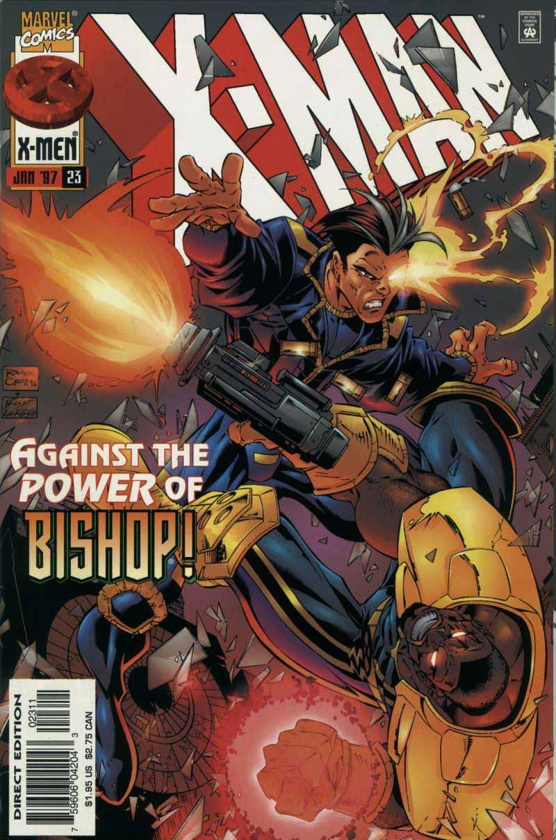X-Man 23 Page 1