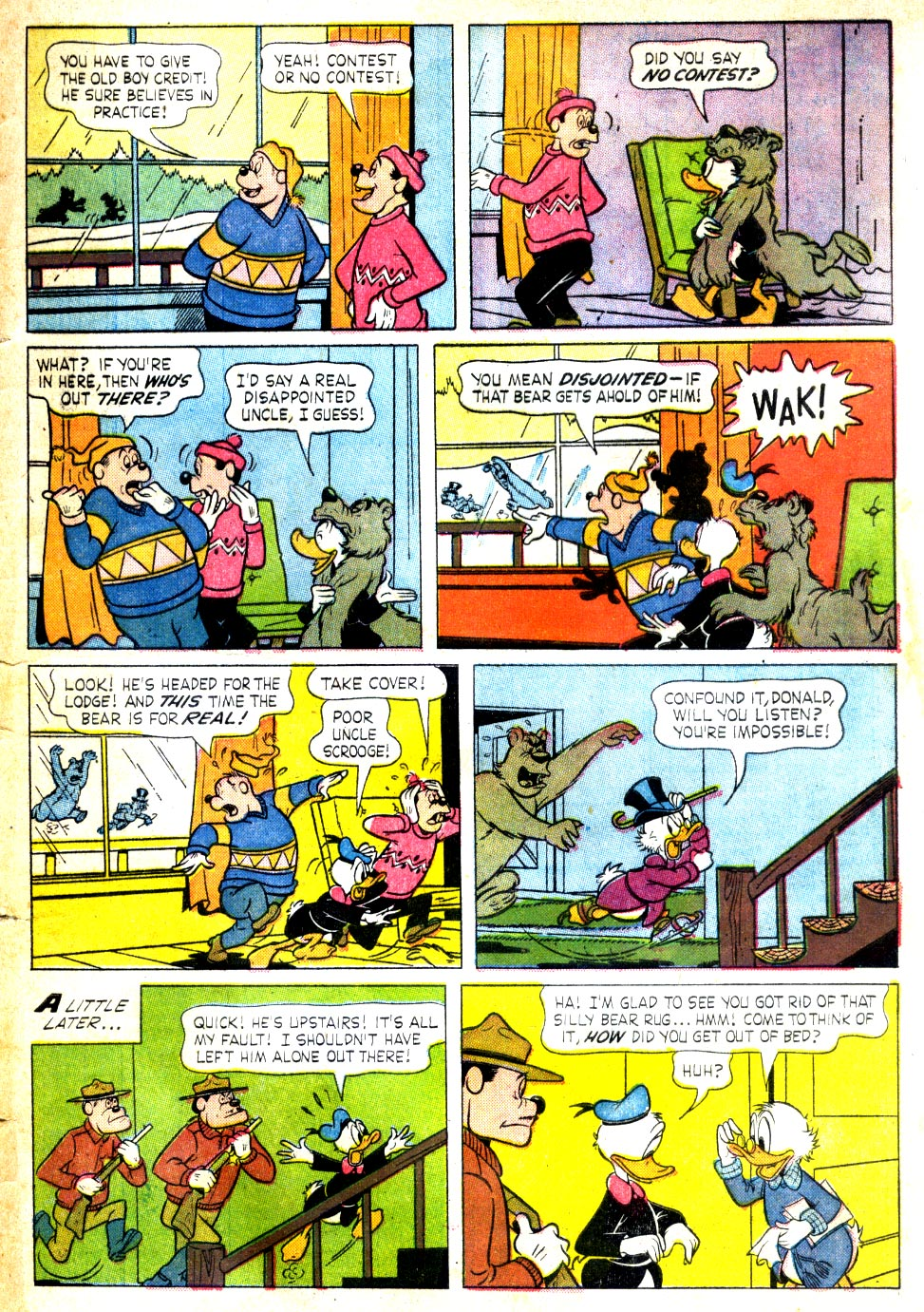 Uncle Scrooge (1953) Issue #47 #47 - English 31