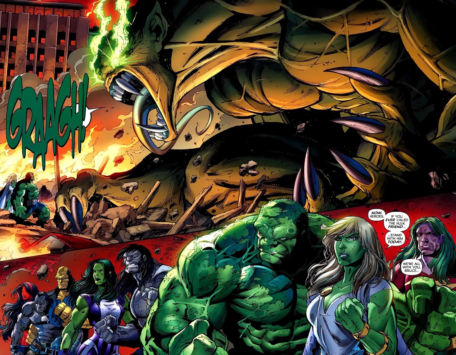 Incredible Hulks (2010) Issue #620 #10 - English 16
