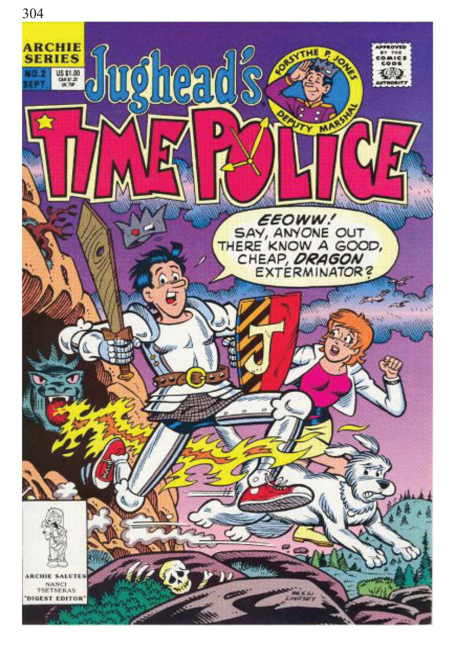 Read online The Best of Archie Comics comic -  Issue # TPB 1 (Part 2) - 75