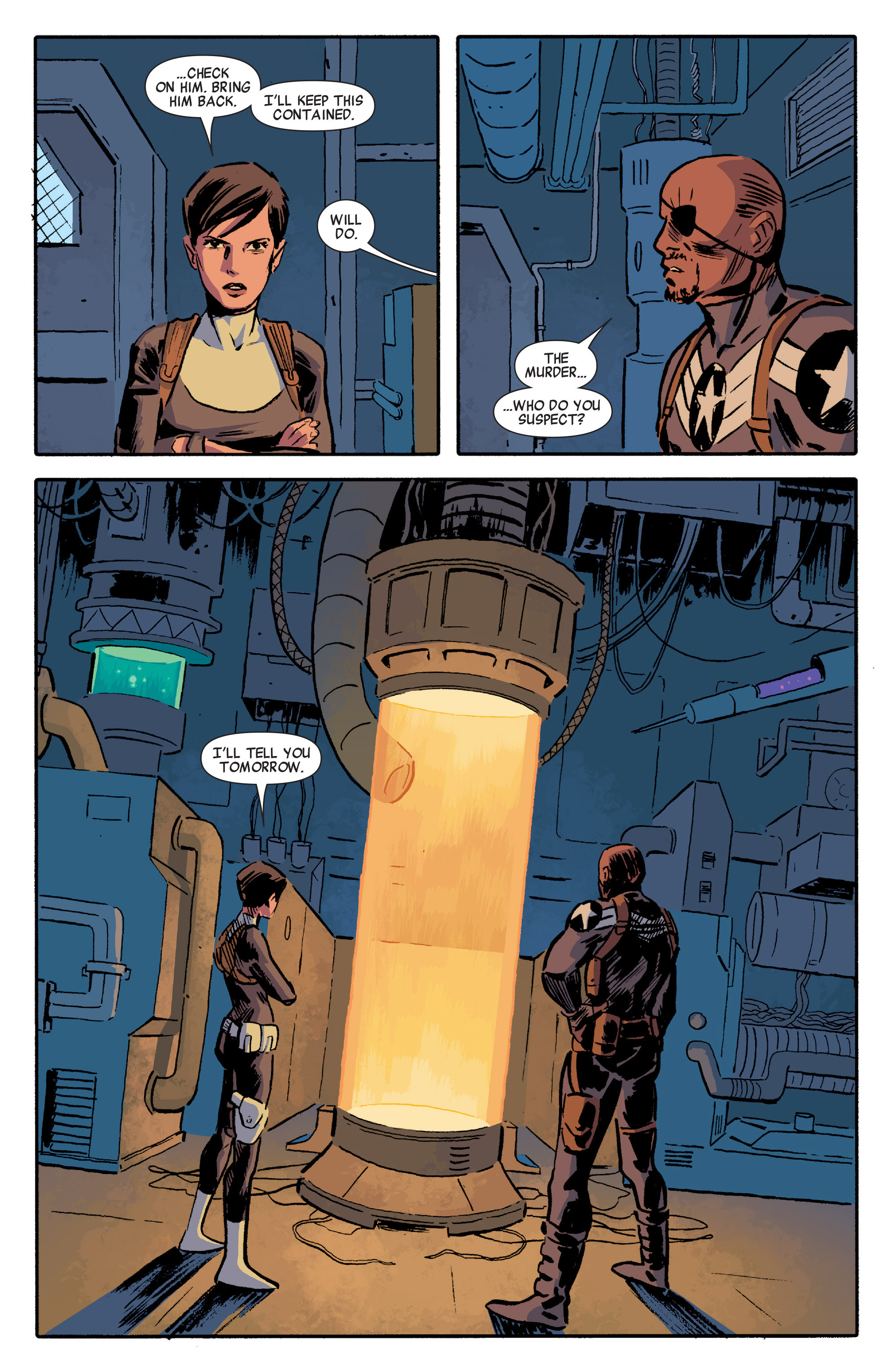Read online Secret Avengers (2014) comic -  Issue #5 - 14