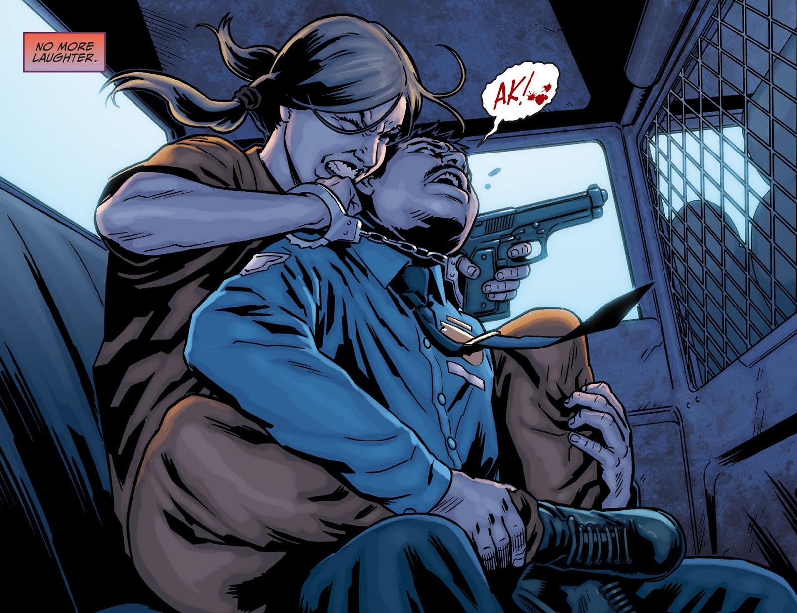 Injustice: Gods Among Us [I] Issue #5 #6 - English 3