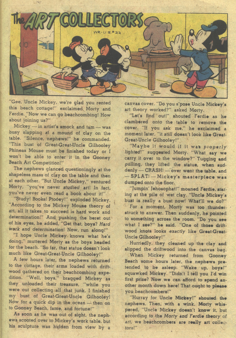 Uncle Scrooge (1953) Issue #131 #131 - English 33