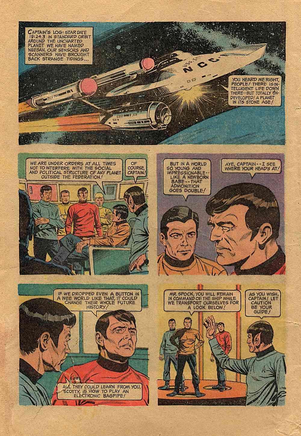 Star Trek (1967) Issue #17 #17 - English 3