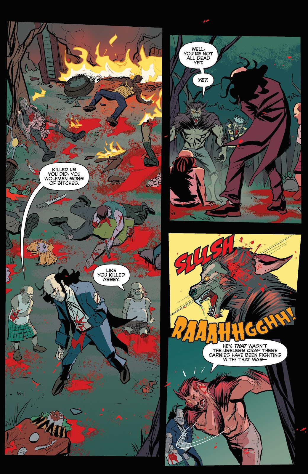 Jughead The Hunger Issue #3 #4 - English 15