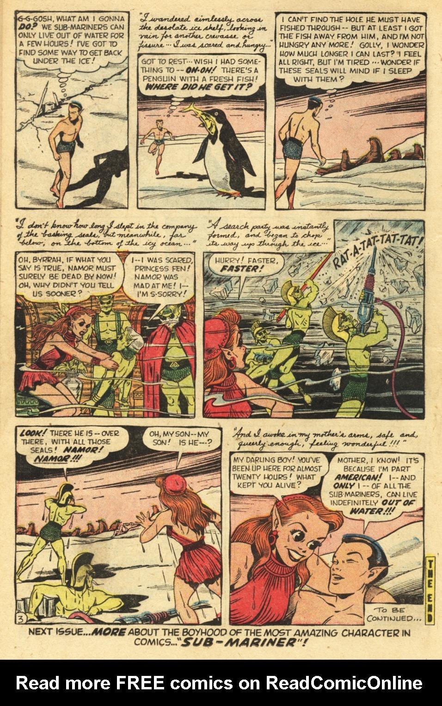 Sub-Mariner Comics #35 #35 - English 14