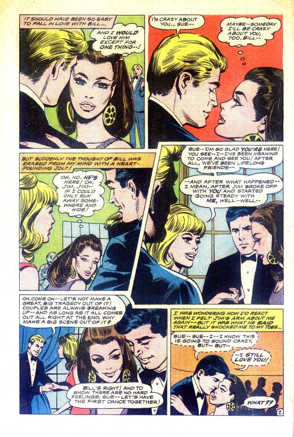 Read online Secret Hearts comic -  Issue #128 - 4