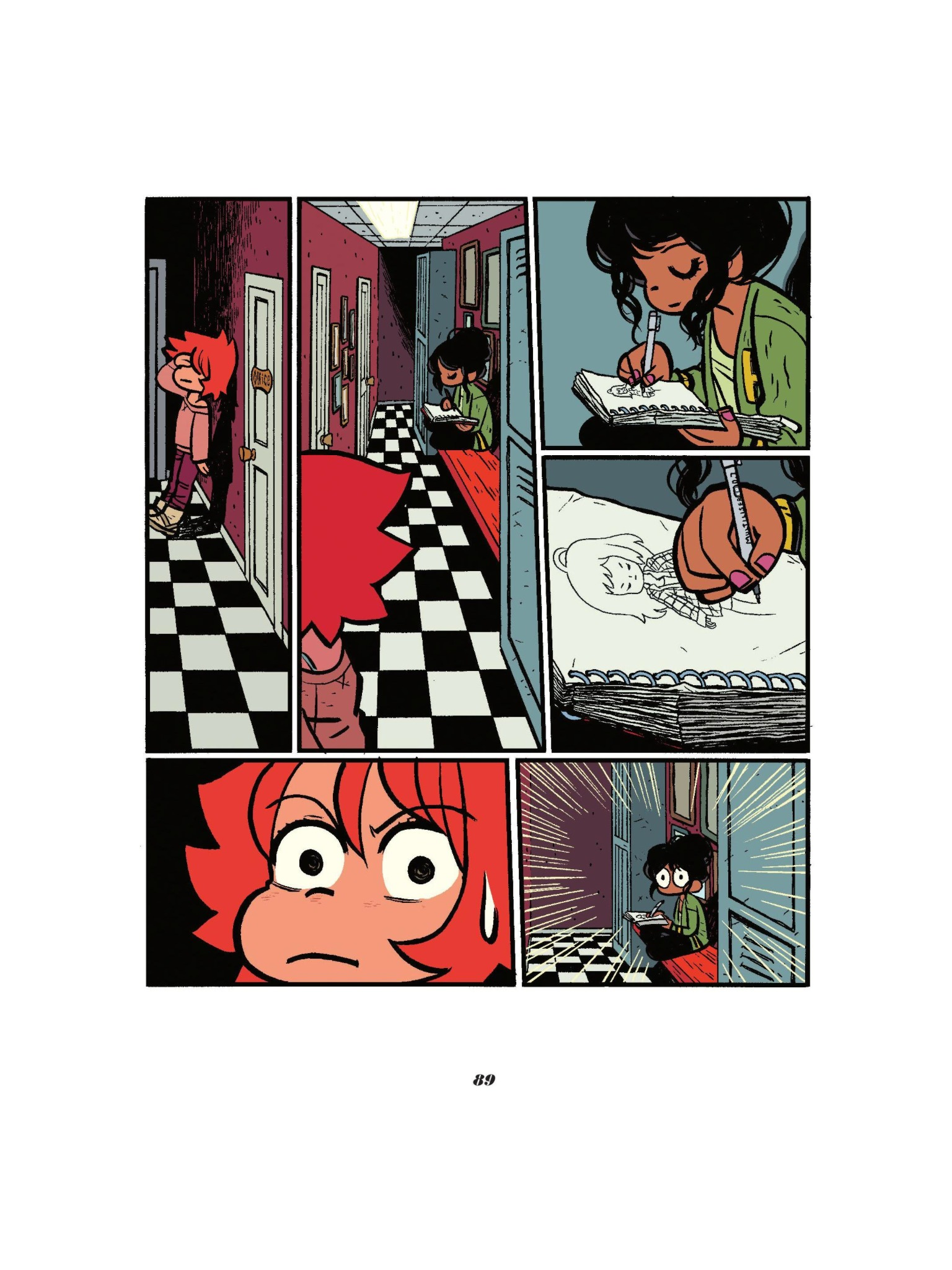 Read online Seconds comic -  Issue # Full - 91