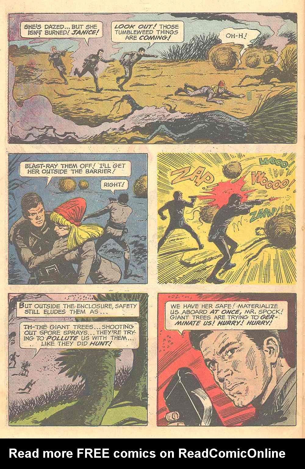 Star Trek (1967) Issue #1 #1 - English 26