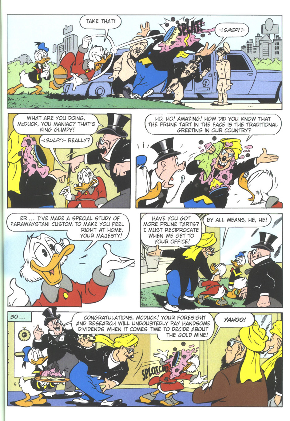 Uncle Scrooge (1953) Issue #309 #309 - English 63