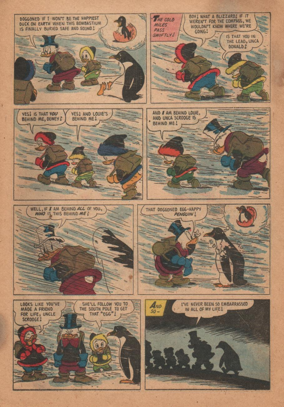 Uncle Scrooge (1953) Issue #17 #17 - English 21