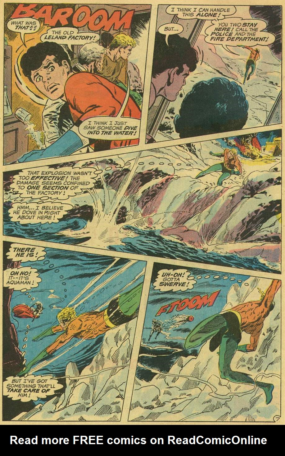 Aquaman (1962) Issue #49 #49 - English 10