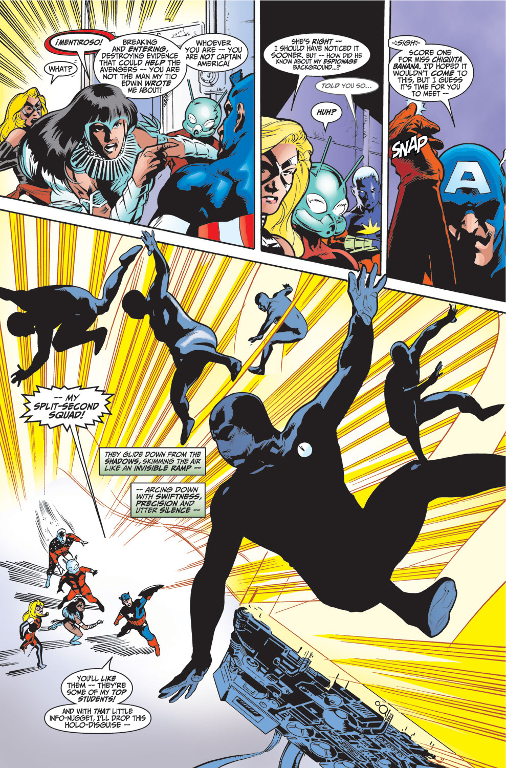 Read online Avengers (1998) comic -  Issue #26 - 14